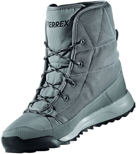 adidas TERREX Choleah Padded Mid Shoes Women grey threecore black/grey two 37 1/3 2017 Trekking- & Wanderschuhe PiPrJ6YCp
